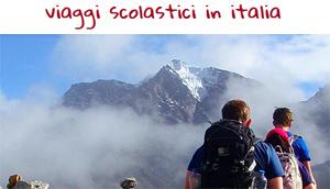 Viaggi scolastici in italia